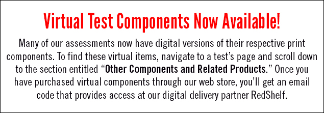 Virtual Test Components Now Available!
