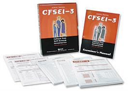 CFSEI-3: Culture Free Self-Esteem Inventories–Third Edition