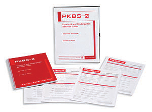 PKBS-2: Preschool and Kindergarten Behavior Scales-Second Edition