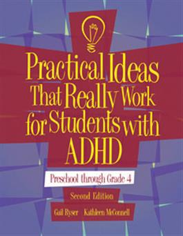PITRW for Students with ADHD: Preschool Through Grade 4–Second Edition, Manual