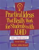 PITRW for Students with ADHD: Grade 5 through Grade 12–Second Edition, Manual