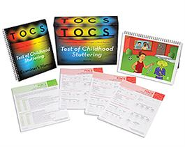 TOCS: Test of Childhood Stuttering
