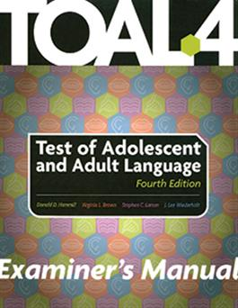 TOAL-4 Examiner's Manual
