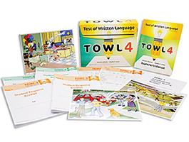 TOWL-4: Test of Written Language–Fourth Edition