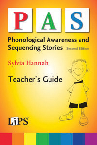 Phonological Awareness and Sequencing Stories (PAS) – Second Edition, Teacher's Guide