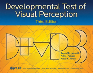 DTVP-3: Developmental Test of Visual Perception - Third Edition