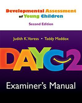 dayc 2 examiner s manual manl judith k voress u2022 taddy maddox pro rh proedinc com