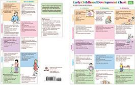 Early Childhood Development Chart Third Edition Mini Poster Pack 25