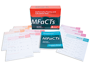MFaCTs: Mathematics Fluency and Calculation Tests, Complete Elementary Kit
