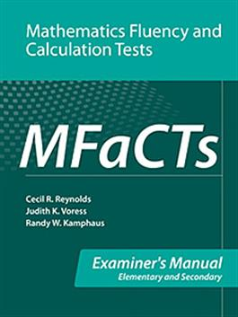 MFaCTs Examiner's Manual