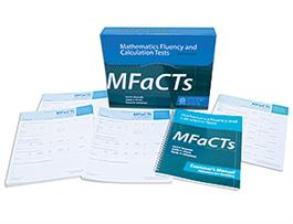 Mathematics Fluency and Calculation Tests (MFaCTs) - Complete Secondary Kit