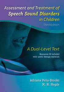 Assessment and Treatment of Speech Sound Disorders in Children: A Dual-Level Text–Third Edition–E-Book
