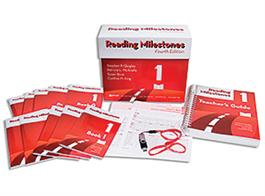 Reading Milestones–Fourth Edition, Level 1 (Red) Package