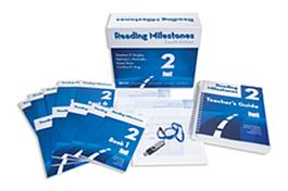 Reading Milestones–Fourth Edition, Level 2 (Blue) Package