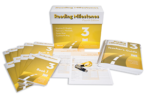 Reading Milestones-Fourth Edition, Level 3 (Yellow) Package