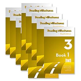 Reading Milestones–Fourth Edition, Level 3 (Yellow) Reader Package