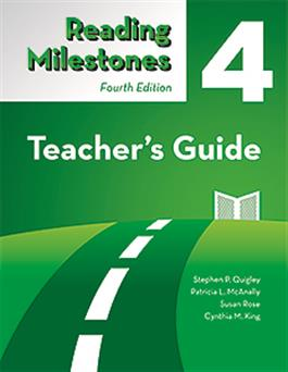 Reading Milestones–Fourth Edition, Level 4 (Green) Teacher's Guide