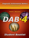 DAB-4 Student Booklet