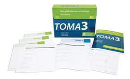 TOMA-3: Test of Mathematical Abilities–Third Edition