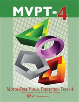 Motor-Free Visual Perception Test–Fourth Edition (MVPT-4)