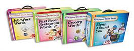 Edmark Reading Program Functional Words Series – Second Edition: COMBO
