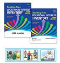 RFVII-3: Reading-Free Vocational Interest Inventory, Third Edition
