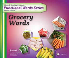 Edmark Reading Program Functional Words Series U2013 Second Edition: Grocery  Words, Complete Kit And Grocery Words