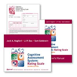 CAS2: Rating Scale - Complete Kit