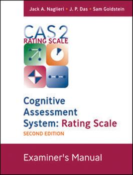 CAS2: Rating Scale - Examiner's Manual