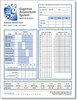 cas2 examiner record form 10 forms span style font family