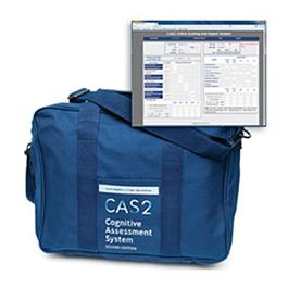 CAS2: Complete Kit (with case)/Online Scoring COMBO