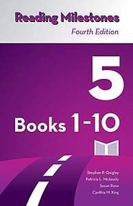 Reading Milestones-Fourth Edition, Level 5 (Purple) Readers Package E-Book Bundle