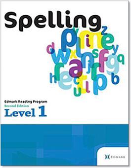Edmark Reading Program: Level 1 – Second Edition, Spelling E ...