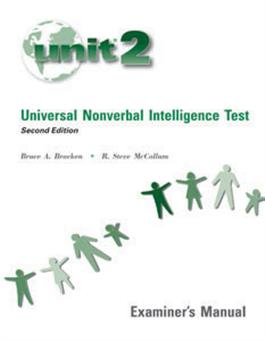UNIT2™: Universal Nonverbal Intelligence Test–Second Edition™ Complete Kit (without case)