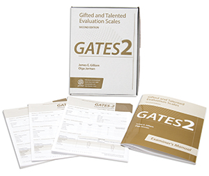 GATES-2: Gifted and Talented Evaluation Scales–Second Edition