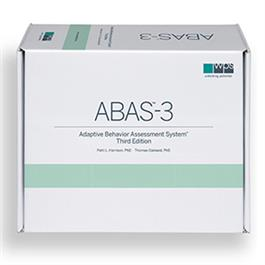 ABAS-3 School Kit with Scoring Assistant and Intervention Planner