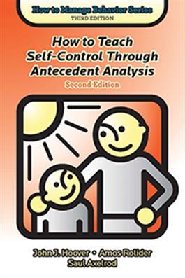 how to teach self control through antecedent analysis second