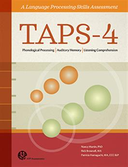 TAPS-4: A Language Processing Skills Assessment