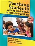 Teaching Students with Special Needs in Inclusive Settings-Eighth Edition
