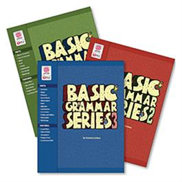 Basic Grammar Series COMBO (All 3 Books)