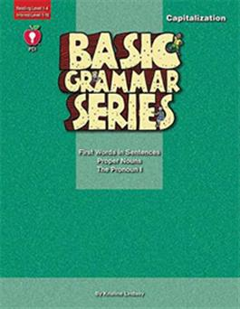 Basic Grammar Series Books - Capitalization