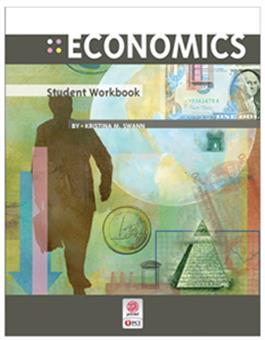 economics student workbook wrkbk kristina m swann pro ed inc