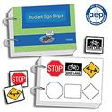 Environmental Print Set of 48 Signs and 17 Strips
