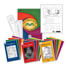 Essential Sight Words Reading Program - Level 1 Kit