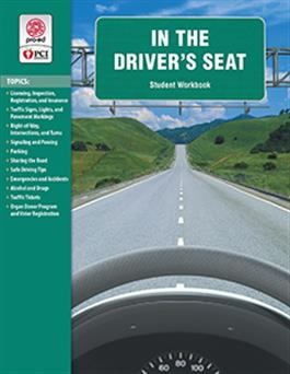 in the driver s seat student workbook wrkbk pro ed inc official