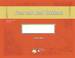 PCI Reading Program Level One: Trace and Read Workbook (5-Pack)