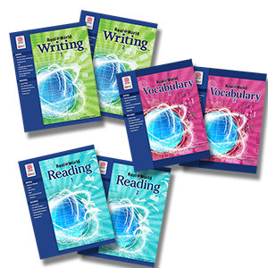 Real-World Language Arts COMBO (Set of 6 Books)