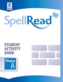 SpellRead Student Activity Book - Phase A