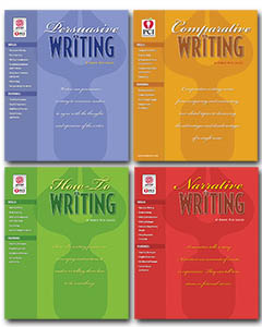 Types of Writing: COMBO (All 4 Books)