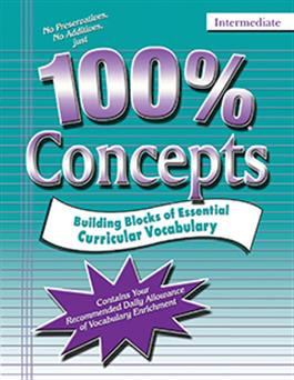 100%® Concepts: Intermediate